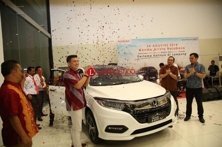 Honda Arista Rajabasa Launching HRV Special Edition