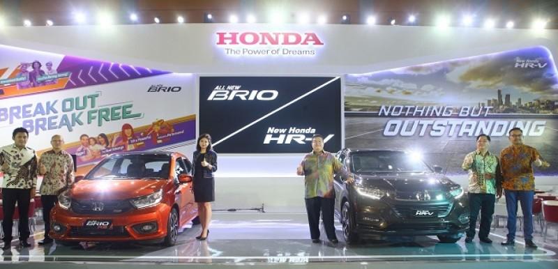 Honda Kenalkan Generasi Kedua Brio di GIIAS Makassar