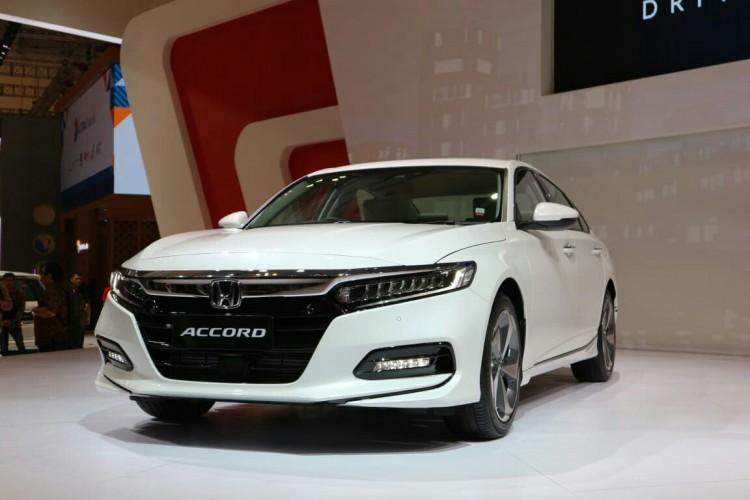 Honda Luncurkan All New Accord di GIIAS 2019