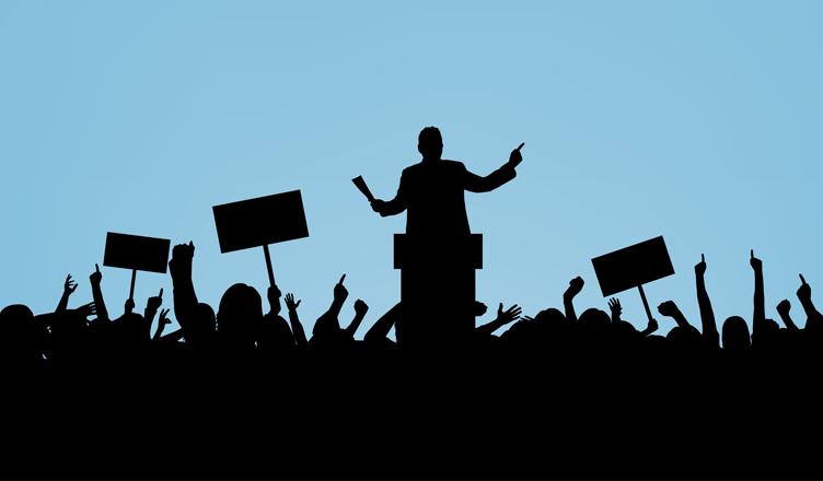 LAMPUNG POST | Nafsu Politik