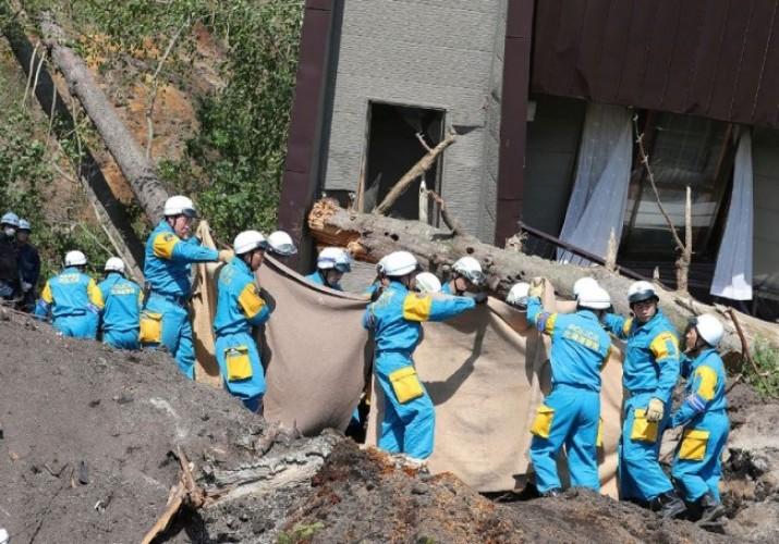 Imbas Gempa, WNI di Hokkaido Mengungsi