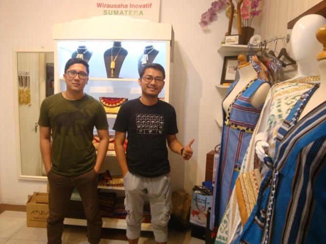 Ical Ingin Tapis Lampung Mendunia