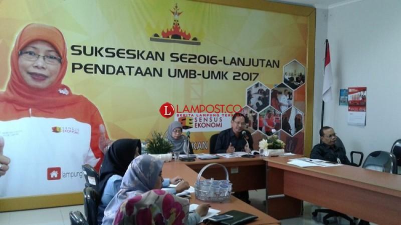 Inflasi Bandar Lampung Bulan Agustus 0,05 Persen
