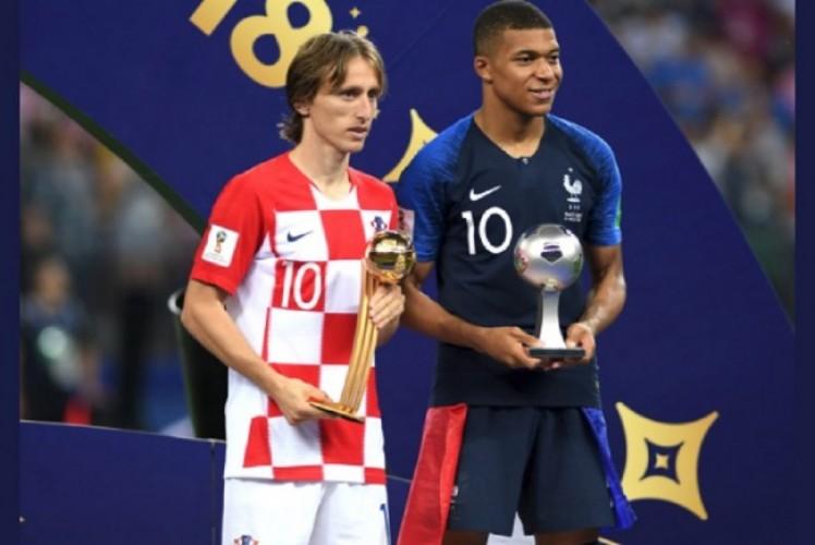 Ini Deretan Pemain Terbaik di Piala Dunia 2018