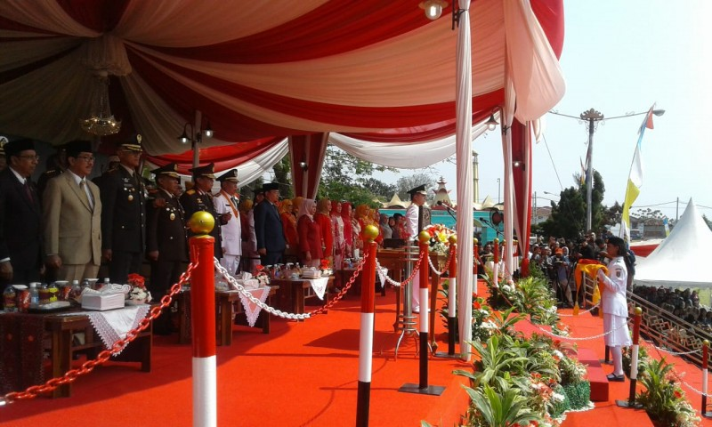 Ini Harapan Gubernur Lampung pada Peringatan HUT Ke-73 RI