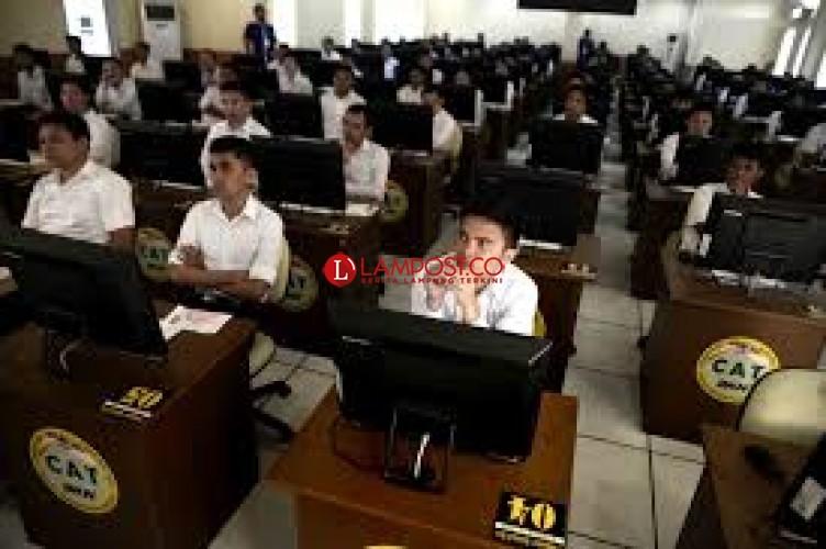 Ini Jadwal Tes dan Pembagian Sesi SKD CPNS Bandar Lampung