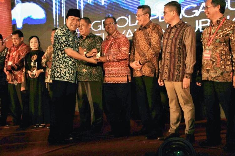 Itera Borong Tiga Penghargaan pada Anugerah Humas Ristek Dikti 2018