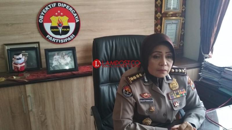 Jabat Sejak 2010, Jabatan Kabid Humas Polda Lampung Berganti