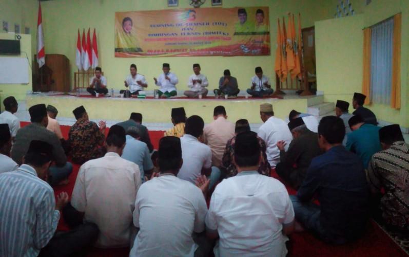 Jaga Silaturahmi Antaranggota, DPD II Golkar Lamteng Bukber