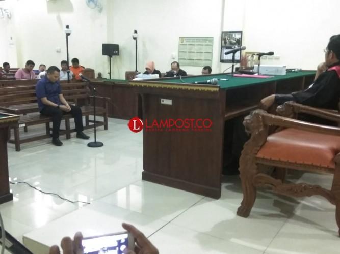 Jaksa KPK Tuntut Bos PT Prabu Sungai Andalas 3 Tahun Penjara