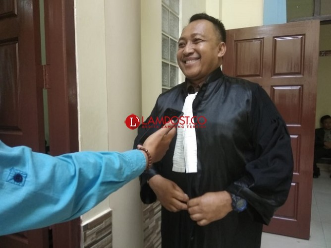 Jaksa Sebut Ada Terdakwa Baru Dugaan Perambah TNBBS