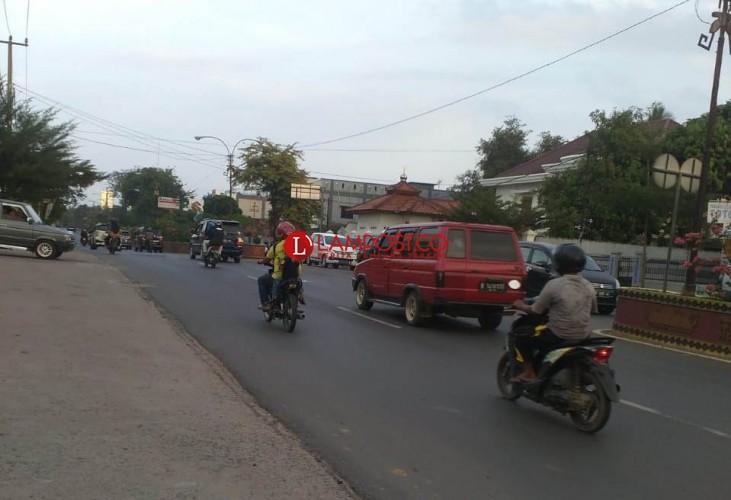 Jalinteng Lampung Utara Masih Lancar