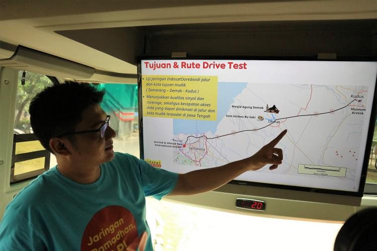 Jaringan Indosat Ooredoo Siap Menemani Perjalanan Mudik Pelanggan