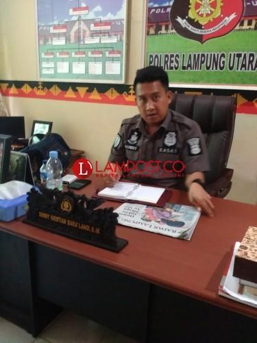 Jarwo, Pelaku Sodomi Pelajar SMP Jadi DPO Polres Lampura
