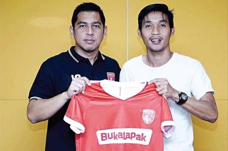 Jelang Kick Off, Badak Lampung Datangkan Eks Kapten Cilegon United