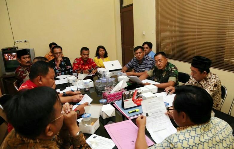 Jelang Pilkades Serentak, Pemkab Lampung SelatanGelar Deklarasi Damai