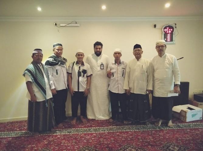 Jemaah Haji Mengikuti Tarwiyah Diminta Buat Surat Pernyataan