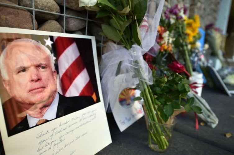 John McCain Tulis Surat Perpisahan untuk Amerika Serikat
