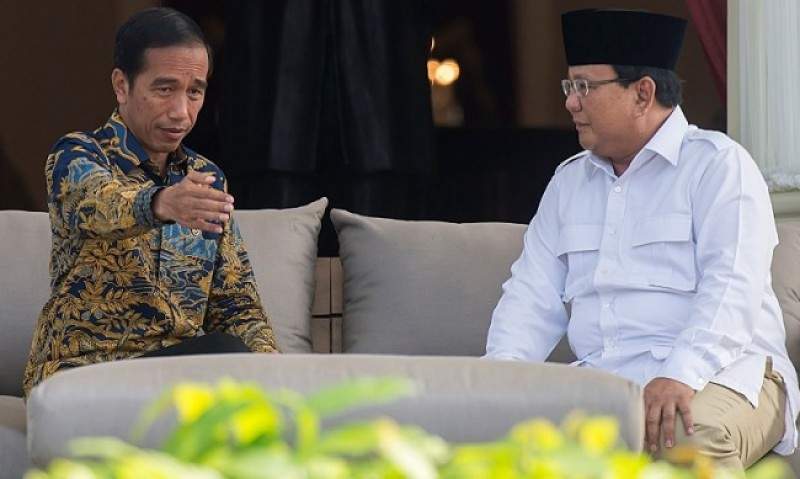 Jokowi dan Prabowo Bersedia Bertemu Jelang Pilpres