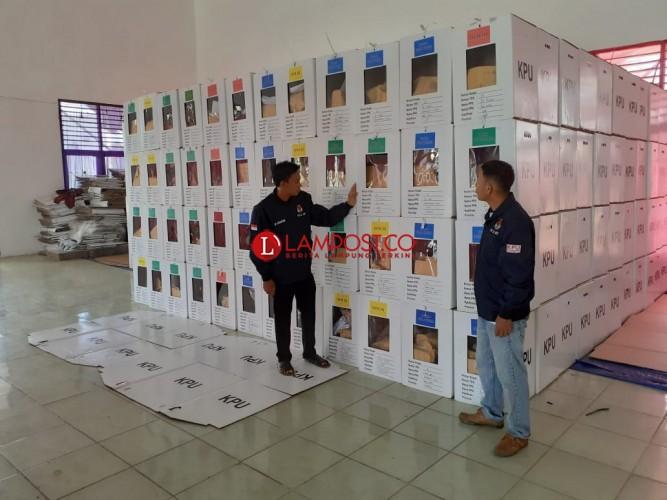 Jokowi-Ma'ruf Amin Unggul di 10 Kecamatan di Way Kanan