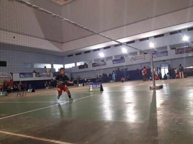 Juan, Atlet Bulu Tangkis Potensial Asal Bandar Lampung