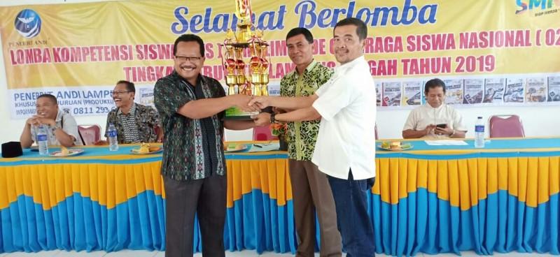 Juarai LKS Kabupaten, SMKN 1 Seputihagung Targetkan Sampai Nasional