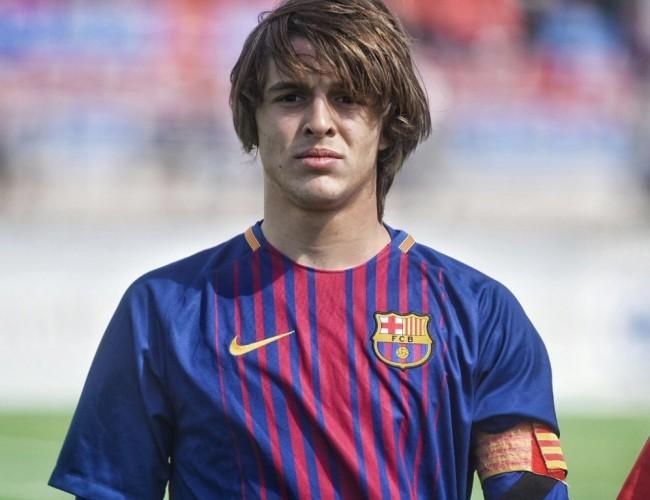 Juventus Datangkan Penyerang Muda Barcelona