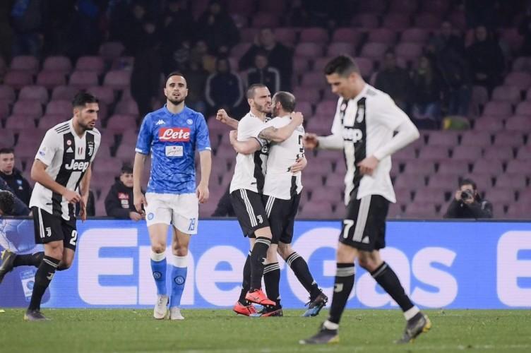 Juventus Raih Kemenangan di Kandang Napoli