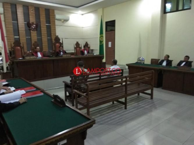 Kacab Bank Lampung Antasari Korupsi, PT Kuatkan Putusan Pengadilan Tipikor Tanjungkarang