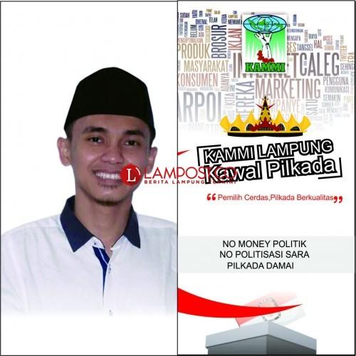 KAMMI Lampung Soroti Politik Uang