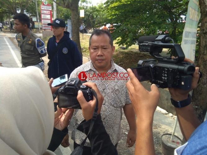 Kantor Kejari Bandar Lampung Dibangun Pekan Depan