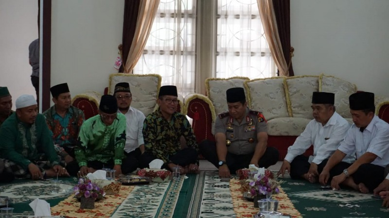 Kapolda Lampung Kunjungi UIN Raden Intan Lampung