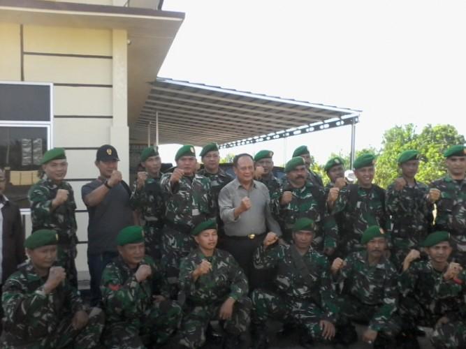 Kapolda Lampung Pimpin Upacara Hari Lahir Pancasila di Polres Mesuji
