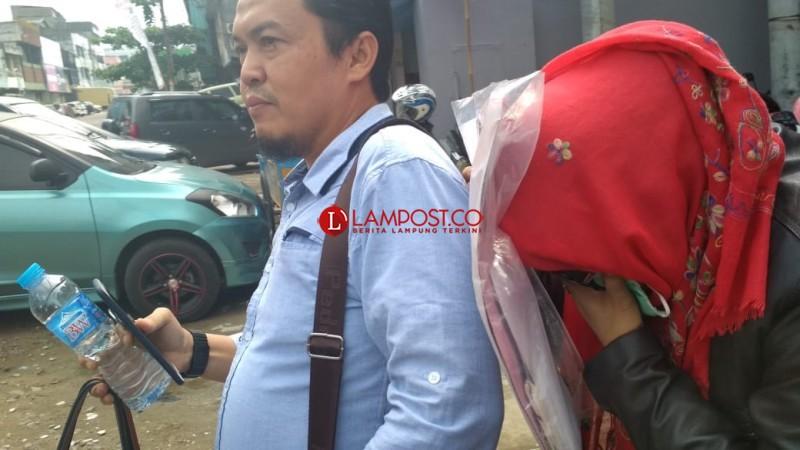 Karena Ziarah, BNNP Tunda Panggilan Kedua atas Istri Mantan Kalapas Kalianda