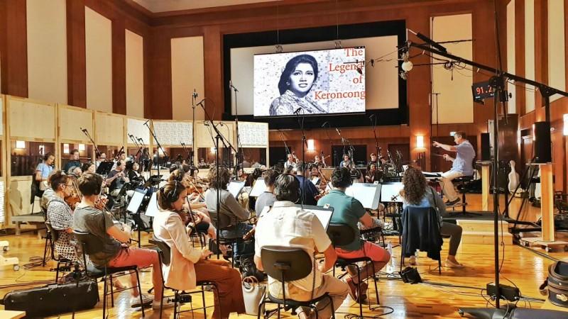 KBRI Wina Promosikan Musik Keroncong Orkestra di Austria