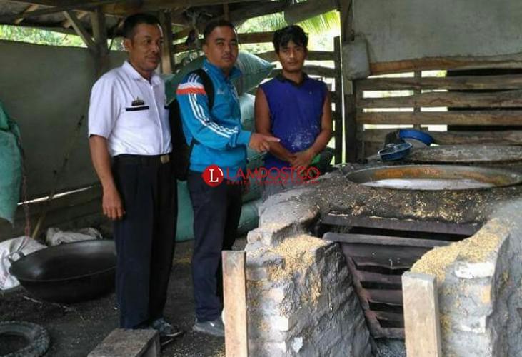 Kecamatan Mesuji Dorong Usaha Mikro Terima Bantuan