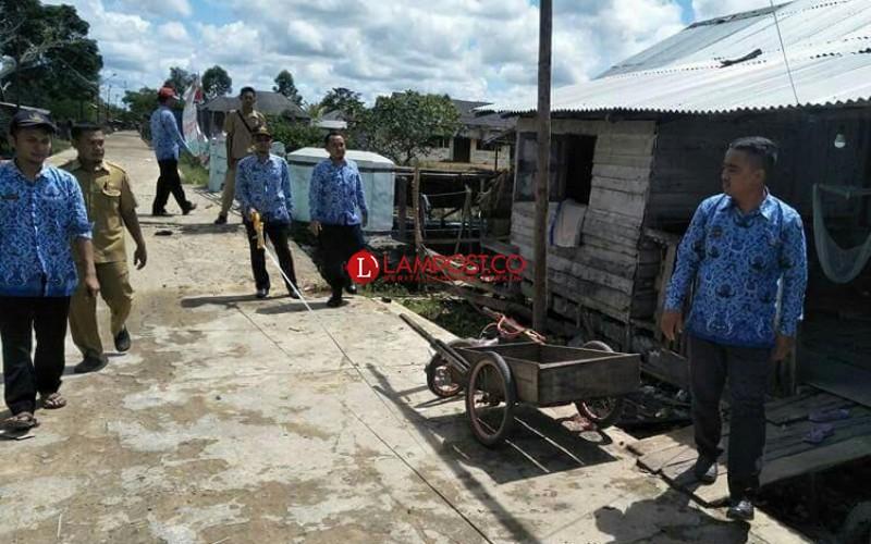 Kecamatan Mesuji Ingatkan Aparatur Desa Pentingnya Pahami Aturan