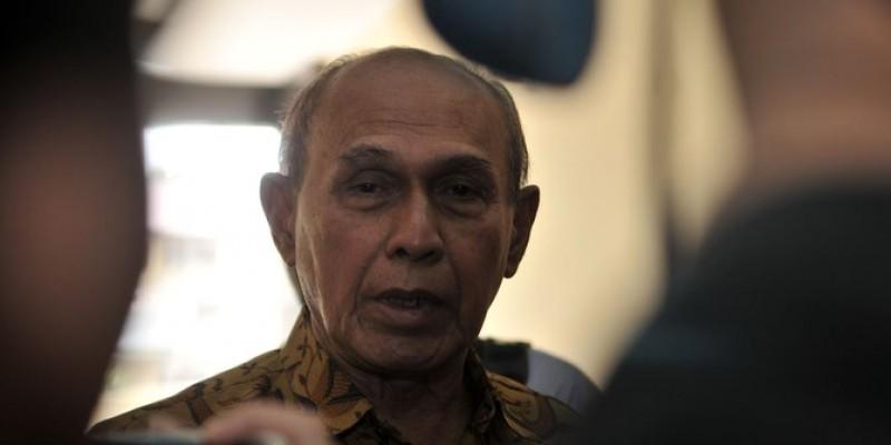 Kejagung Terima SPDP Kasus Makar Kivlan Zen