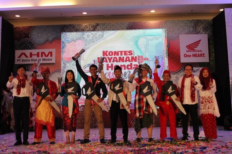 Kemenangan TDM Lampung, Bukti Meningkatnya Pelayanan Honda