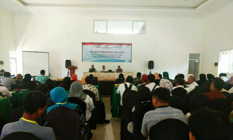 Kementerian Koperasi dan UKM Beri Pelatihan Pelaku UKM Korban Stunami