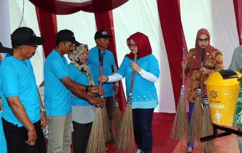 Kementerian Pariwisata RI Gelar Gerakan Sadar Wisata di Kunjir