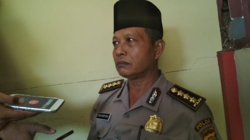 Keributan di Lamteng Masih Didalami, Polda Lampung Fokus Berjaga