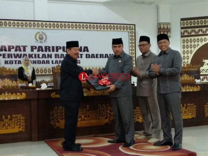 Ketua DPRD Minta Banang Segera Bahas Perubahan APBD TA 2018