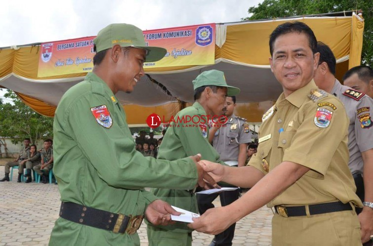 Khamami Janji Tambah Gaji Ketua RT dan Hansip Tahun Depan