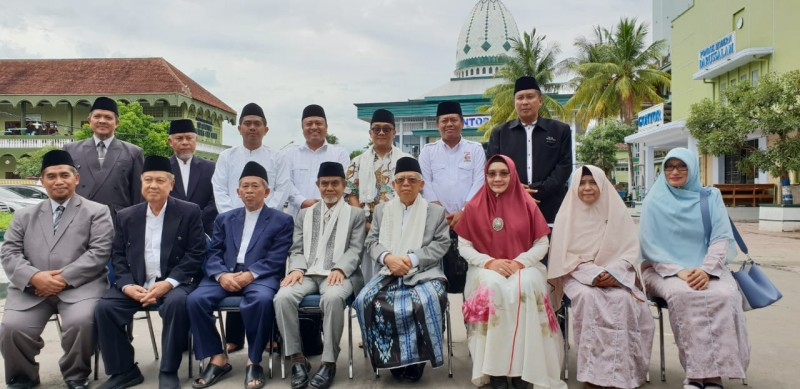 Kiai Ma'ruf Serukan Orang Tua Kirim Anak ke Pondok Pesantren