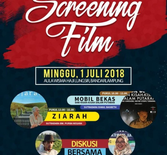 Klub Nonton dan Komunitas Dongeng Helat Screening Film