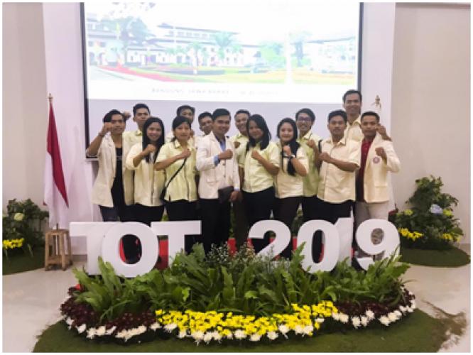 KMHDI Lampung IkutiTraining of Trainer IV Regional Barat