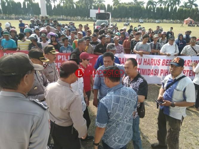 Koalisi Rakyat Pemilih Lampung Tolak Pembentukan Pansus Dugaan Politik Uang