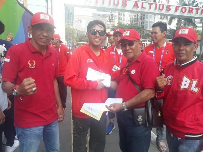 KONI Bandar Lampung Beri Tali Asih Atlet yang Berlaga di Asian Games