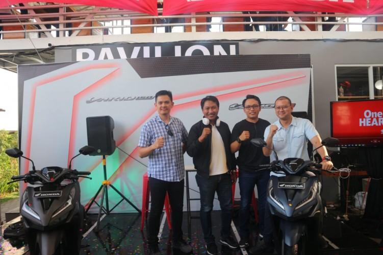 Konsumen Vario Raih Hadiah PCX Hybrid